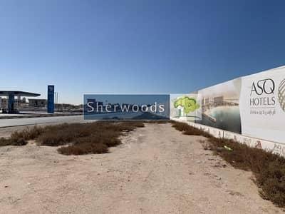 ارض استخدام متعدد  للبيع في المعيريض، رأس الخيمة - Freehold Residential-Direct Water-No Service fees