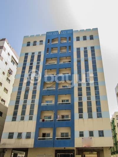 شقة 2 غرفة نوم للايجار في النعيمية، عجمان - غرفتين وصالة للإيجار من المالك مباشرة  بدووون عمووولة