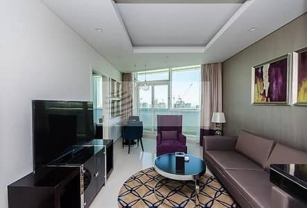 1 Bedroom Apartment for Sale in Downtown Dubai, Dubai - Canal View | High Floor | 1B | Furnished Apartment