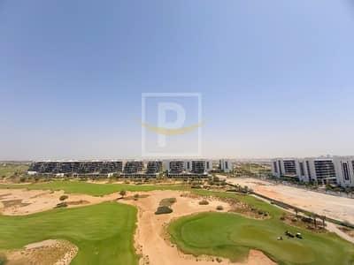 فلیٹ 3 غرف نوم للبيع في داماك هيلز (أكويا من داماك)، دبي - Never Miss Call Now Ready To Move 3 BR + Maids Facing Golf Course