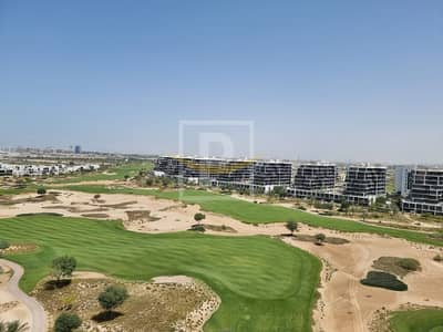 Full Golf Course View | Furnished | Ready 3 Bed Apartment For Sale In Golf Promenade