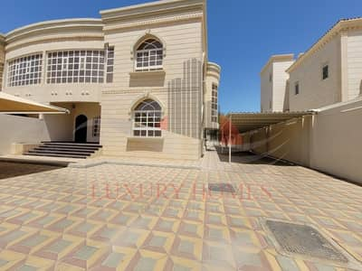 4 Bedroom Villa for Rent in Al Rawdah Al Sharqiyah, Al Ain - Private Well built came along with a Big yard