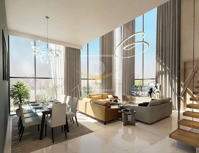 12 1 Bed in  Al Maryah  with stunning views of Abu Dhabi