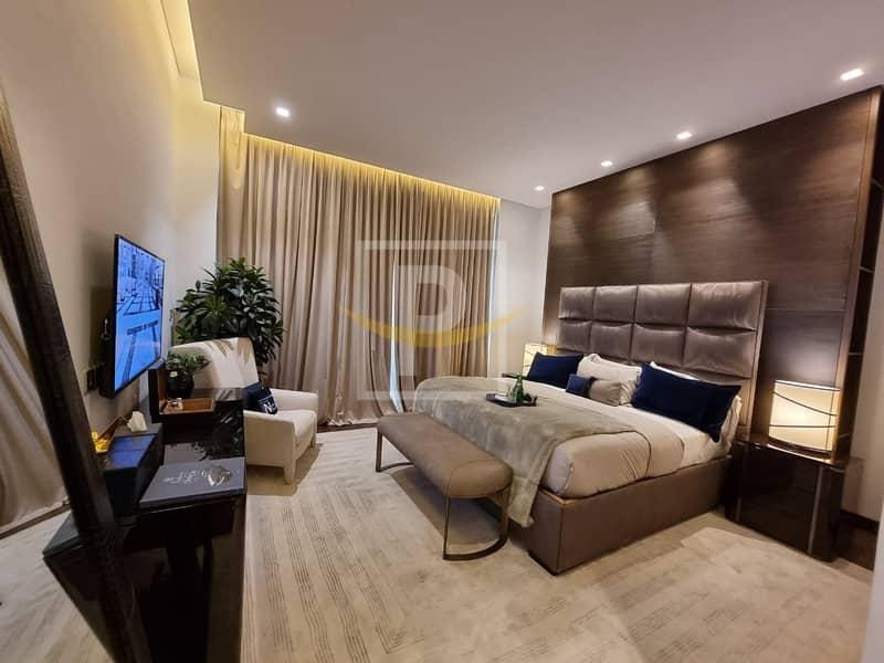 2 Last Unit Available   Luxurious Fully Furnished   Fendi Styled Furniture