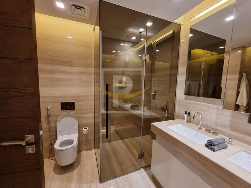 33 Last Unit Available   Luxurious Fully Furnished   Fendi Styled Furniture