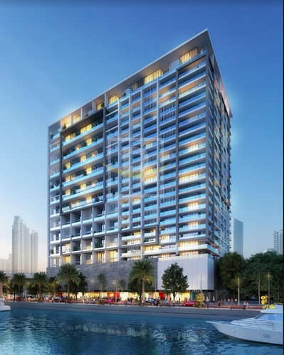 Bright and spacious1 bed in abu dhabi with buy back:VIP