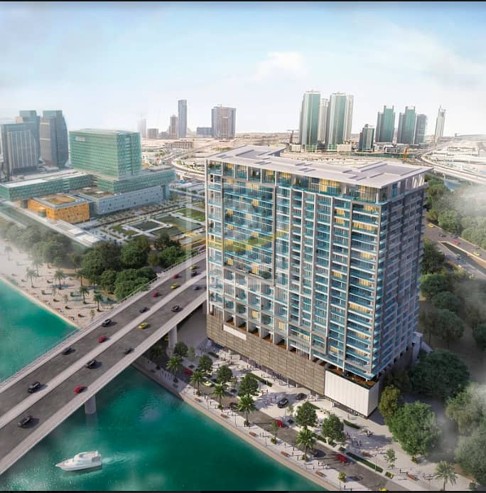 2 Bright and spacious1 bed in abu dhabi with buy back:VIP