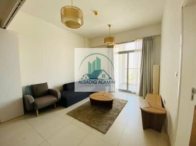 فلیٹ 1 غرفة نوم للايجار في الفرجان، دبي - WELL MAINTAINED  FURNISHED  CHILLER FREE   1 B/R APARTMENT   CLOSED TO METRO  AL FURJAN
