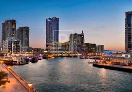 1 Bedroom Flat for Rent in Dubai Marina, Dubai - 1BR Living + Store 2 Baths Next to Marina JBR Walk and Beach