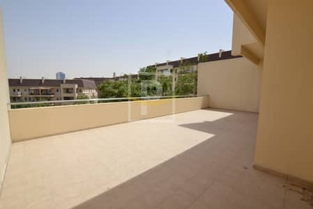 2 Bedroom Flat for Sale in Motor City, Dubai - Mall View Vacant 2BR | Laundry Apt For Sale in Motor City | F VIP