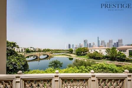 فیلا 4 غرف نوم للبيع في جزر جميرا، دبي - 4 Bed Villa|Jumeirah Island Dubai|Lake-Garden View