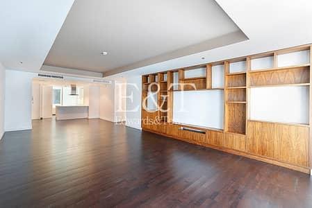 شقة 2 غرفة نوم للايجار في مركز دبي المالي العالمي، دبي - Upgraded | Mid Floor | Vacant| SZR view