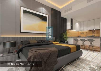 فلیٹ 1 غرفة نوم للبيع في مجمع دبي ريزيدنس، دبي - Big Size Luxury 1BDR|6Years Payment plan|