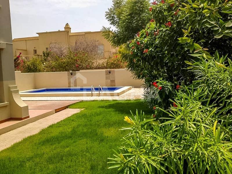 Amazing Villa / Private Pool / Corner Plot