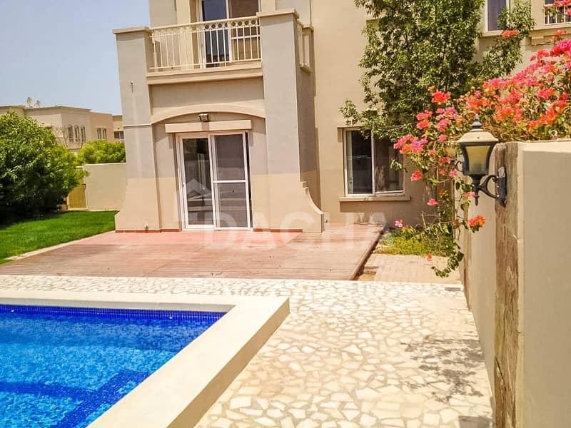 2 Amazing Villa / Private Pool / Corner Plot