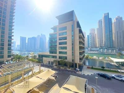 1 Bedroom Flat for Rent in Dubai Marina, Dubai - Chiller Free | Marina View | Bright | 1BR