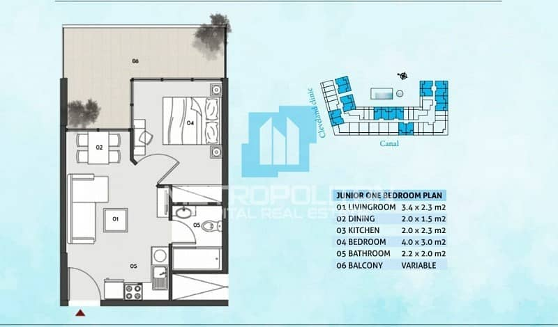 12 Fully Furnished| Canal View| Flexible Payment Plan