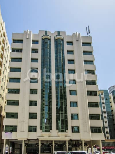 2 Bedroom Apartment for Rent in Al Qasimia, Sharjah - 2 bedroom flat in Qasimiah No commission - 1 month free