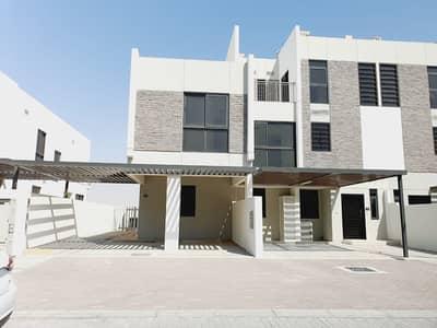 فیلا 3 غرف نوم للايجار في أكويا أكسجين، دبي - فیلا في بريم روز أكويا أكسجين 3 غرف 60000 درهم - 5115729