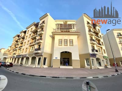 Shop for Rent in International City, Dubai - Fitted Front Side Shop For Rent With Manager Room