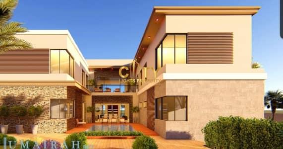 5 Bedroom Villa for Sale in Khalifa City A, Abu Dhabi - Beautiful Design | Brand New Luxurious Villa