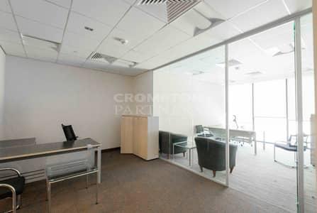 مکتب  للايجار في المرور، أبوظبي - Luxury Fully Furnished Office | Prime Location