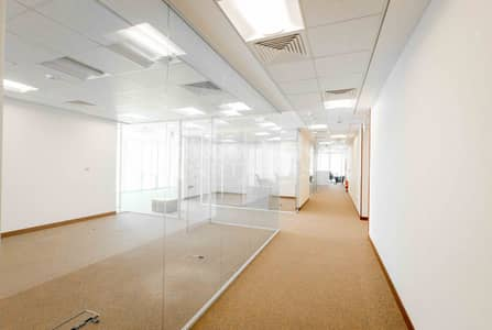 Office for Rent in Al Muroor, Abu Dhabi - Luxury Fully Furnished Office | Prime Location
