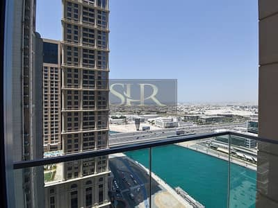 2 Bedroom Apartment for Rent in Business Bay, Dubai - Brand New 2 Bed Apt | Canal View