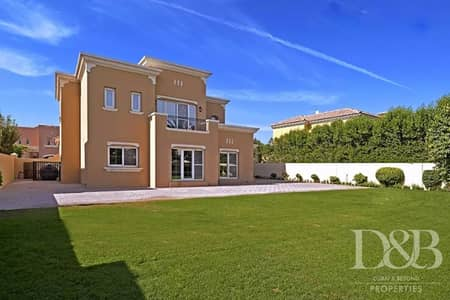 4 Bedroom Villa for Rent in Arabian Ranches, Dubai - Single Row | Vacant End May | Large Garden