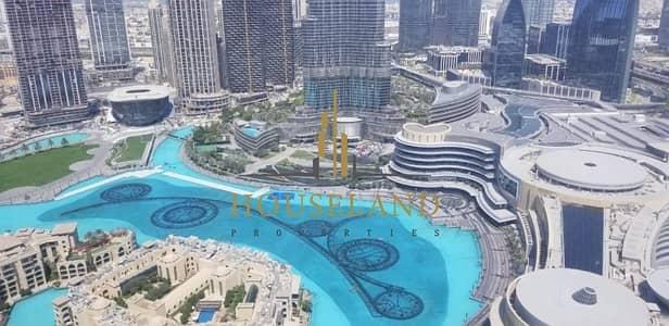 1 Bedroom Apartment for Rent in Downtown Dubai, Dubai - All Inclusive I No Balcony I Burj Khalifa View I