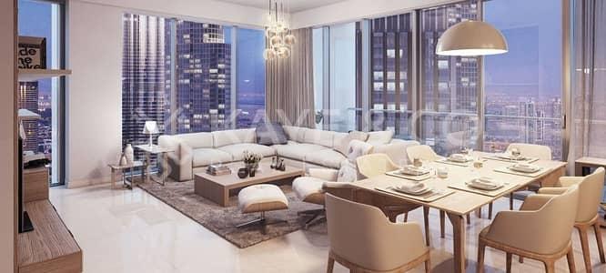 شقة 2 غرفة نوم للبيع في وسط مدينة دبي، دبي - Prime location  Luxury Amenities  Best Layout