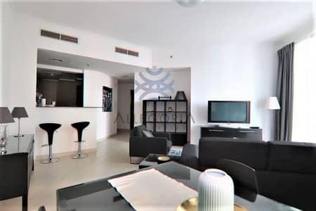 فلیٹ 2 غرفة نوم للبيع في دبي مارينا، دبي - Amazingly Furnished 2 Beds + Storage. Rented.