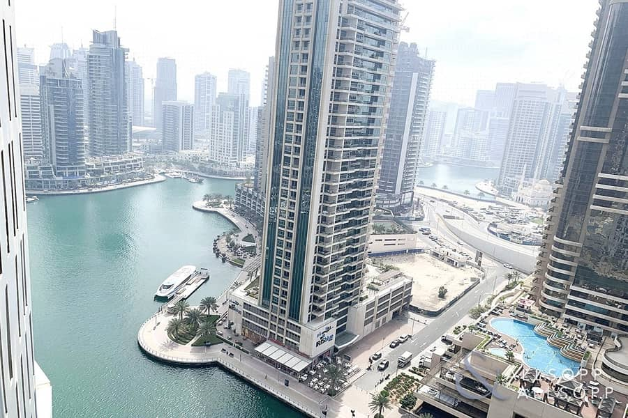 2 Marina and Sea View | Vacant | 1 Bedroom