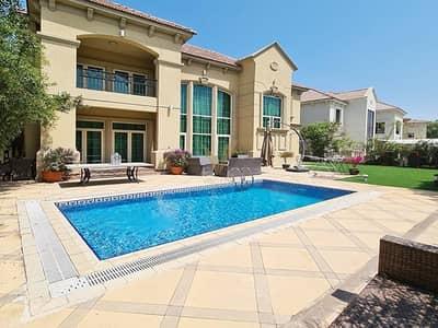 فیلا 4 غرف نوم للبيع في جزر جميرا، دبي - Stunning French Rivera Villa | On the Lake | Rented