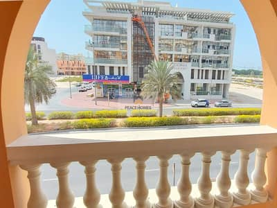 1 Bedroom Flat for Rent in Jumeirah Village Circle (JVC), Dubai - PAY 6CHQS | COMMUNITY VIEW | 2 BALCONY | NEXT TO ENTRY-EXIT