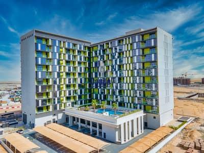 شقة 1 غرفة نوم للبيع في دبي الجنوب، دبي - Big Size 1 Bedroom in The Pulse Boulevard C2