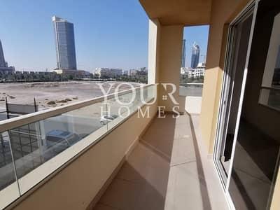 شقة 2 غرفة نوم للايجار في قرية جميرا الدائرية، دبي - HM   Pool View 2BHK for Rent
