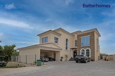 4 Bedroom Villa for Sale in Jumeirah Golf Estate, Dubai - EXCLUSIVE   Signature Living   Golf Course Views