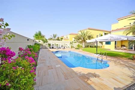 فیلا 4 غرف نوم للايجار في جميرا بارك، دبي - Great location | Landscaped | call for details