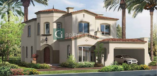 4 Bedroom Villa for Sale in Arabian Ranches 3, Dubai - TERRACE  0% COMMISION  SINGLE ROW