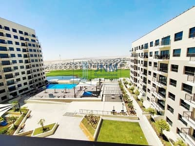 2 Bedroom Flat for Rent in Dubai South, Dubai - Gulf Course View |  2 Bedrooms | Up to 4 Cheques!