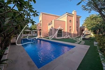 فیلا 5 غرف نوم للبيع في المرابع العربية، دبي - Beautifully Upgraded Open Plan |Vacant on Transfer