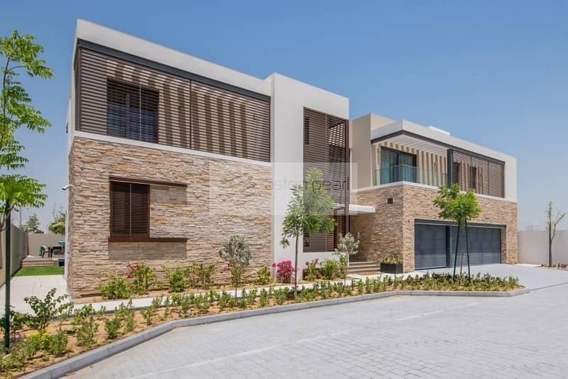 2 Step Away from Your Luxury Villa  Ready to Move In