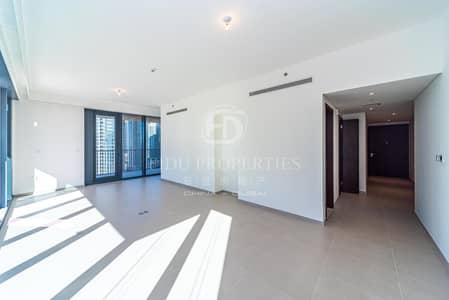شقة 2 غرفة نوم للبيع في وسط مدينة دبي، دبي - Bright Corner 2 Bed apt   High Floor   Vastu