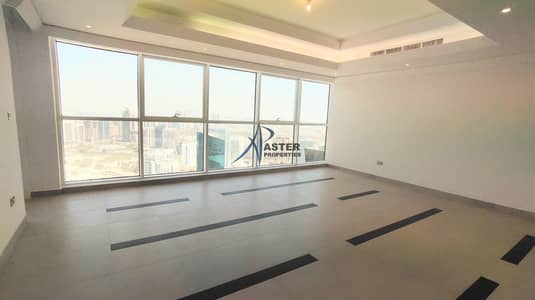 4 Bedroom Apartment for Rent in Corniche Area, Abu Dhabi - 4BHK APARTMENT FOR RENT IN WAVE TOWER