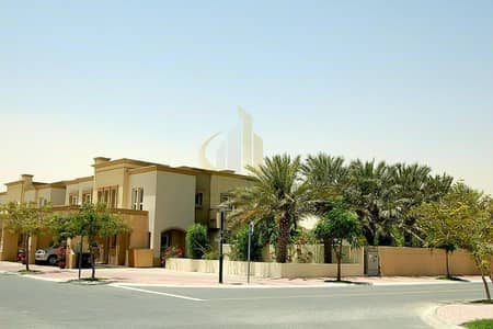 3 Bedroom Villa for Rent in The Springs, Dubai - Upgraded 3BR+Maids and Study | Fully Developed Garden with Palm Trees