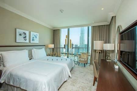 4 Bedroom Flat for Rent in Downtown Dubai, Dubai - BREATHTAKING LUXURY|4BR+MAID DUPLEX|FULL FOUTAIN|BURJ VIEW