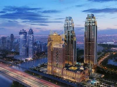 فلیٹ 1 غرفة نوم للبيع في الخليج التجاري، دبي - Ready to Move 1 Bedroom Apartment with Canal View
