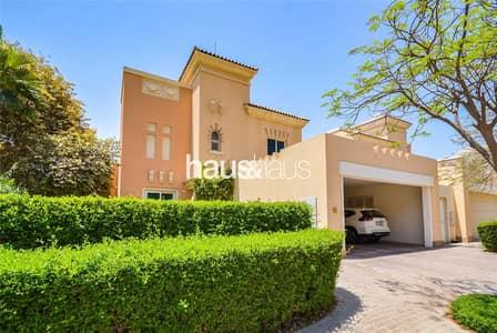 فیلا 4 غرف نوم للبيع في مدينة دبي الرياضية، دبي - Exclusive | Park Backing | Prime Location
