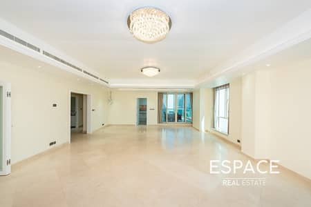 بنتهاوس 4 غرف نوم للايجار في دبي مارينا، دبي - Upgraded Apt |4BR Plus Maids | Keys With Me